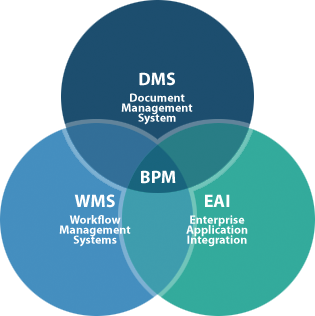 Where is BPM positioned against other classes oф business software